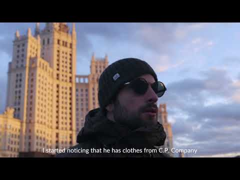 Eyes On The City | Moscow