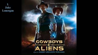 Cowboys & Aliens (Original Motion Picture Soundtrack) (2011) [Full Album]