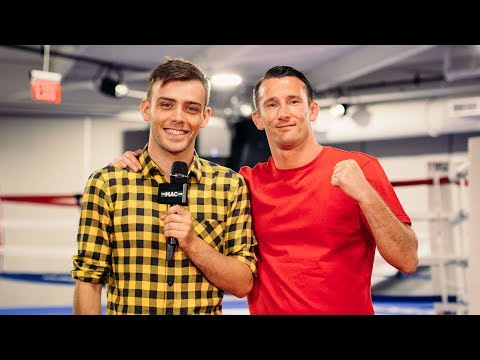 Owen Roddy Exclusive Interview: Conor will walk you down, figure you out, and land his shots