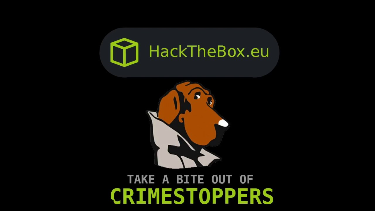 HackTheBox - CrimeStoppers