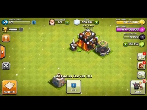 Clash Of Clans Hack Android No Root No Survey 2016