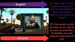 Parodia de GTA San Andreas / Parte 2