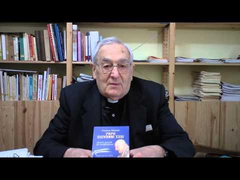 Intervista Padre Valsasnini Presenta l'ultimo libro Papa Giovanni XXIII alcuni spunti di meditazione