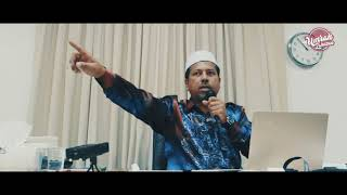 Ustaz Zahazan Mohamed : Rukun-Rukun Umrah