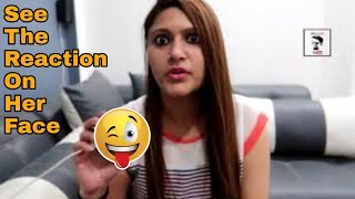 Its My Time | Reaction On Her Face | Priceless | Himalayan Bs IV | Royal Enfield | Vbo Vlogs | 2018