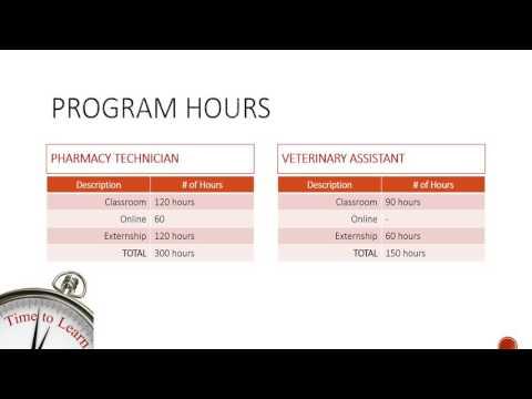 Vet tech Info Session - YouTube