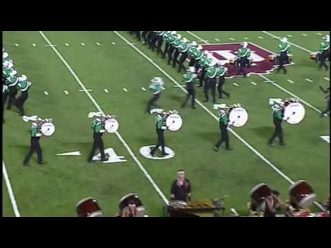 Cavalier's 2008 Drum Break