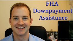 FHA down payment assistance program