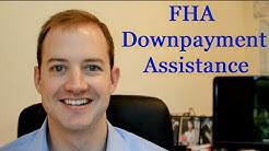FHA down payment assistance program