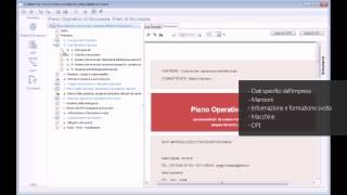 PoliCantieri 3K - Creazione del Piano Operativo di Sicurezza