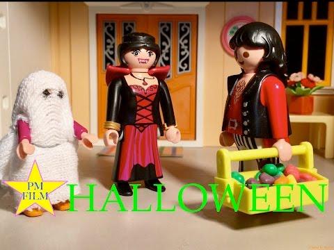 Playmobil film German HALLOWEEN / PM Children's Film Studio / Halloween Clown