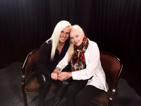 "Daniel DiCriscio Guests on ""Sally Kirkland and Friends"""