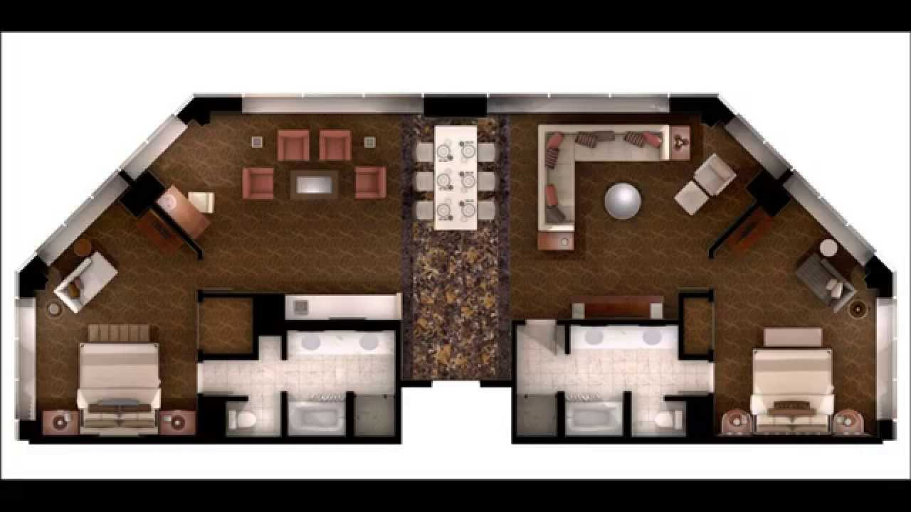 Fresh Skyline Marquee Suite