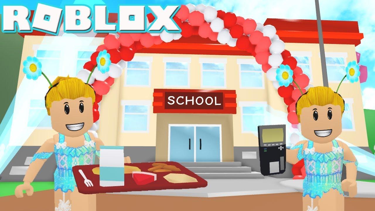 Meepcity School Roblox School Meepcity Youtube