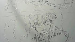 Yusuke Murata Live Drawing Summer 2018 #32