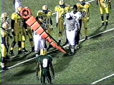 Miami Killian Vs Miami Northwestern Football 2002-2003 Part One