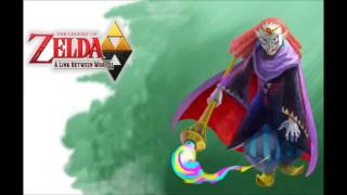 [ 3ds ] The Legend of Zelda: A Link Between Worlds -ost - Yuga
