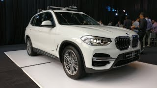 2018 G01 BMW X3 - Highlights