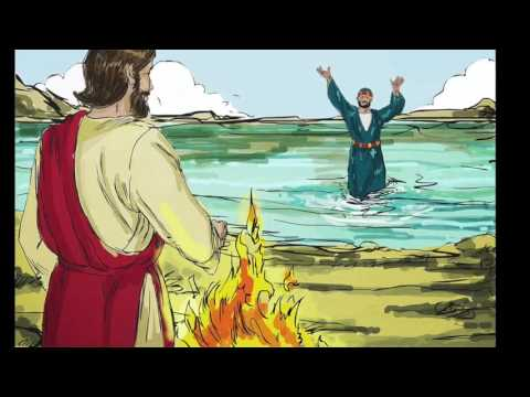 Children's Bible Story -Jesus Helps Catch Fish, November 10 -2 Fish Talks