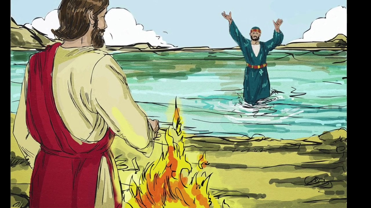 Children 39 S Bible Story Jesus Helps Catch Fish November