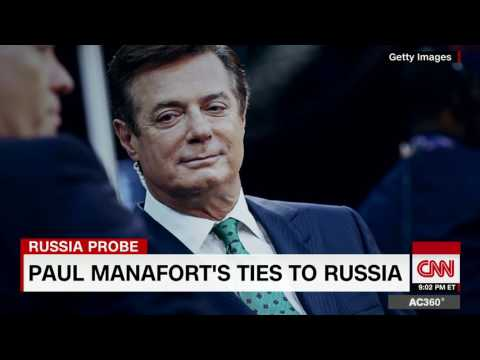 Manafort expected to register as foreign agent for past Ukraine work