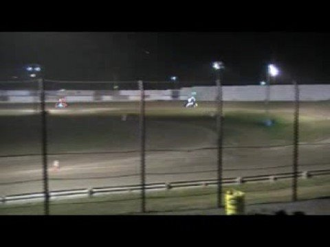 WHIP CITY SPEEDWAY : 1200cc Feature October 4, 2008