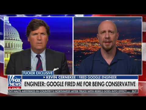 Former Google Engineer Kevin Cernekee Says Google Will Try To Prevent Trump From Being Reelected
