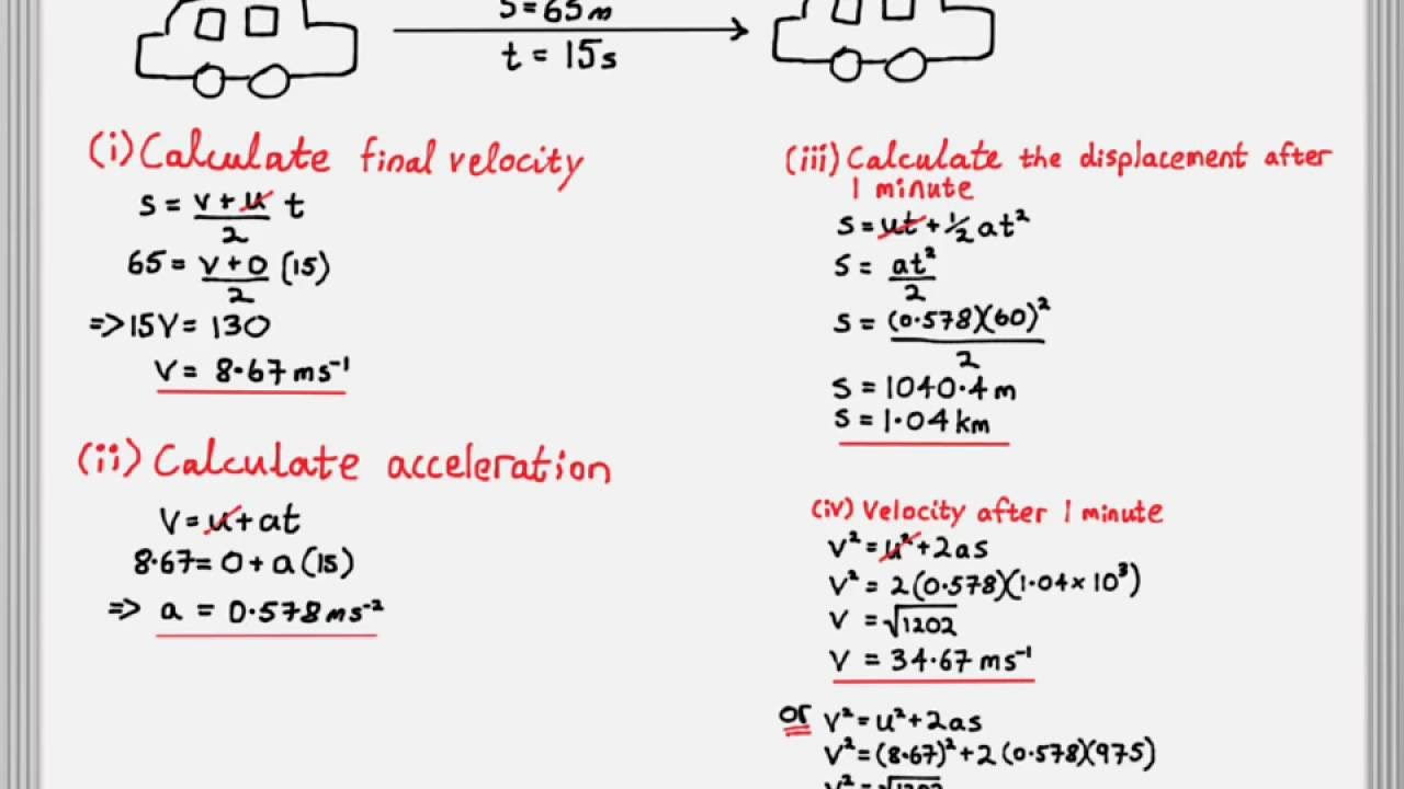 EQUATIONS OF MOTION PHYSICS PDF DOWNLOAD