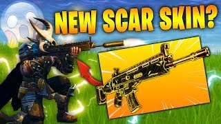 *NEW* SCAR IS INSANE!! Fortnite Funny Fails and WTF Moments! #37