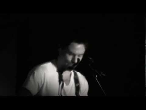 Mark Wilkinson - Edge Of The World (Live @ The Cafe Church)
