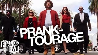 Deserving Teen Gets Entourage for the Day! – Prank it FWD