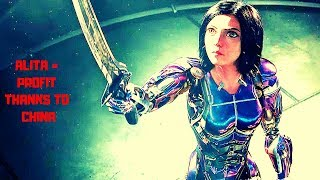 Alita: Battle Angel is a Hit in China! Go See It!