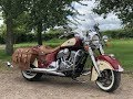 2015 Indian Chief Vintage 1811cc for Sale