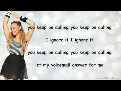 Fifth Harmony - Voicemail Lyrics + Pictures