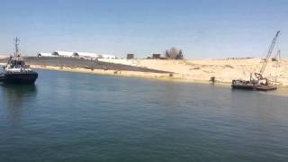 New Suez Canal: a scene in the platform Alavttaj July 30, 2015