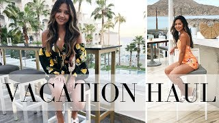 Try-On Vacation Haul 2018 | Revolve, Boohoo, Missguided Haul