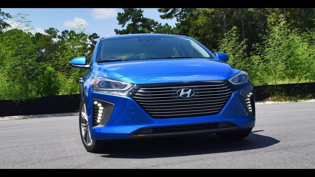 2017 Hyundai Ioniq Hybrid Limited Performance Drive Review
