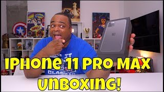iPhone 11 Pro Max Unboxing! | Lamarr Wilson