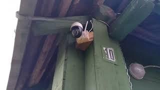 Видеонаблюдение для дачи. Честный отзыв спустя двух месяцев работы Wifi камеры с алиэкспресс.