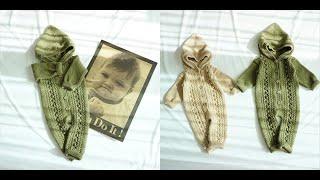 손뜨개아기옷/쁘띠쁘띠아기우주복open/패턴뜨기