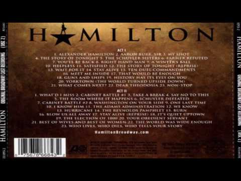 Hamilton together (part 1/3, clean)