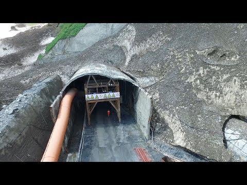Как бурят тоннель