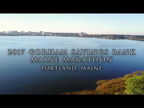 2017 Gorham Savings Bank Maine Marathon