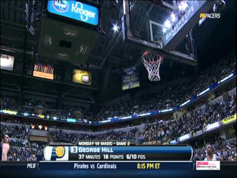 Indiana Pacers 2012 Playoffs- Seven Nation Army