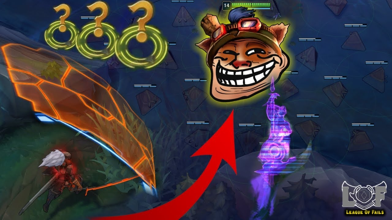 PERFECT TROLLING and LoL Moments 2020 - League of Legends thumbnail