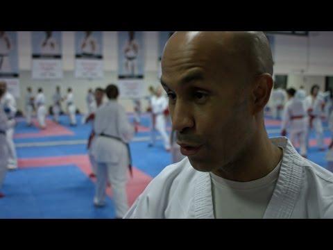 Interview Daniel De Barros - Directeur Technique Karaté Sarcelles