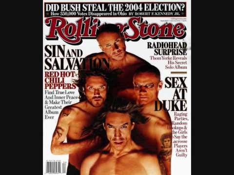 Red Hot Chili Peppers Fugazi Cover Waiting Room Youtube