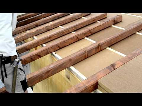 Addetti ai lavori impermeabilizzazioni tegole tet for Montaggio tetto in legno ventilato