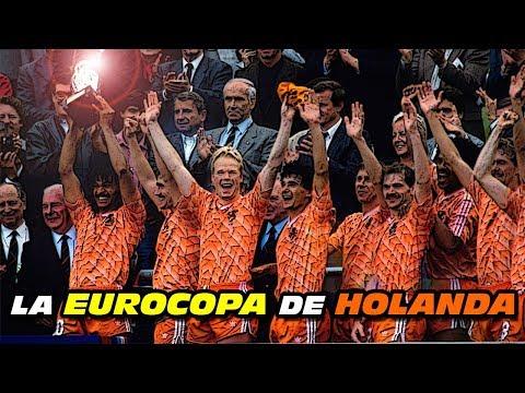 1988 🏆 La EUROCOPA De HOLANDA 🇳🇱