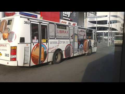 [MHD Liberec] Jízda linkou 24: Doubí sídliště - Radčice (Irisbus Citelis 12M)